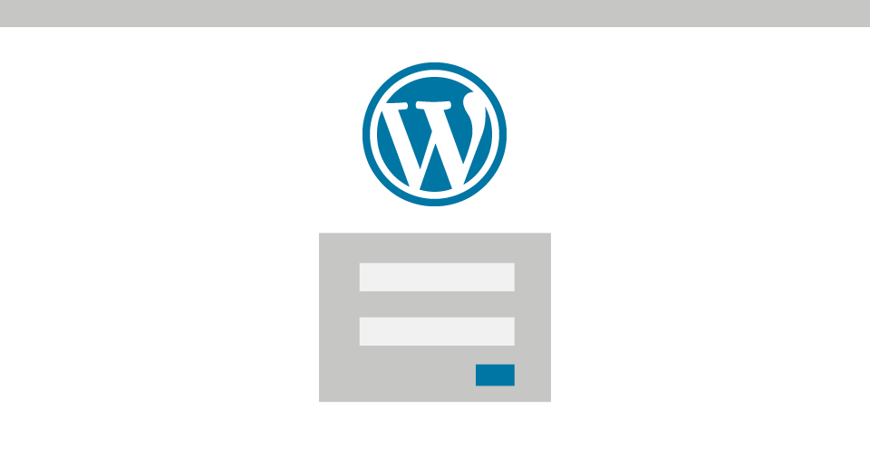 Login i WordPress