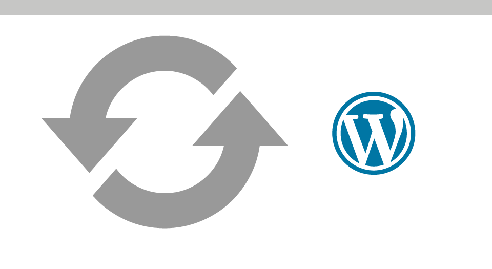 Opdater WordPress